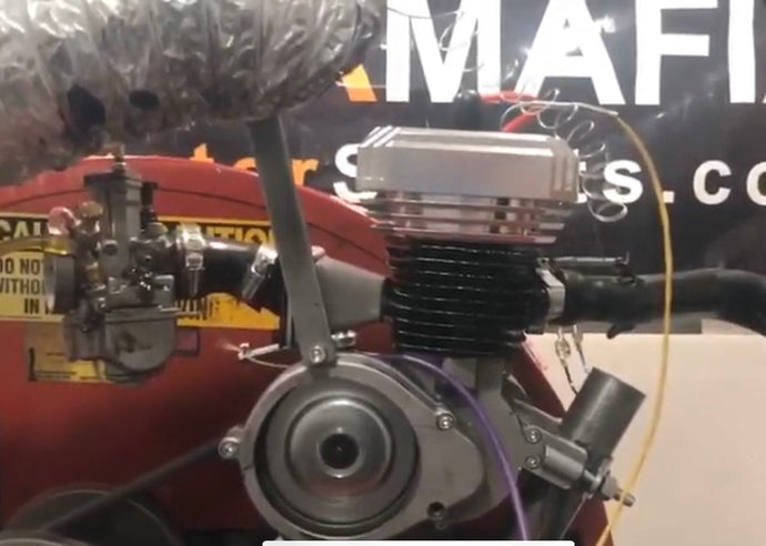 10HP! Ultimate Big Bore (dyno research motor)