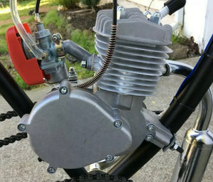 AUTHENTIC PK80 Runwell 80cc/66cc Engine only (no kit)
