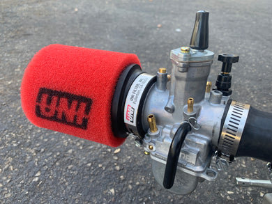UNI AIR FILTER FOR 21mm OKO. MADE IN THE USA