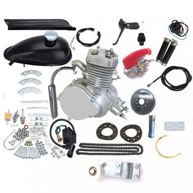 REAL! PORTED ZEDA80 triple 40 Engine Kit (UP TO 4.75HP)