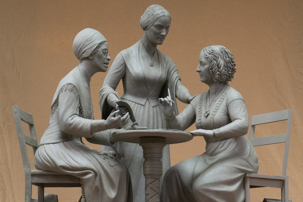 Is This Really Central Park's First Statue of Women?