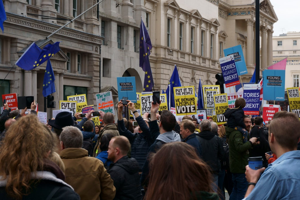Brexit: Millions Turn Out to Put It To the People
