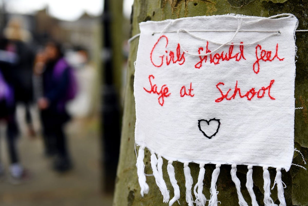 The 'Rape Culture' Scandal In British Schools