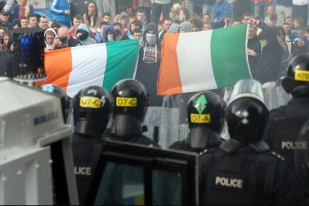 How Brexit, Covid And Politics Are Fueling Violence In Northern Ireland