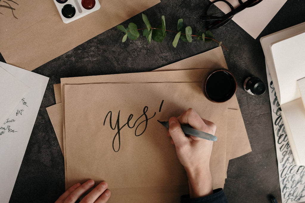 Saying Yes Taught Me How To Say No
