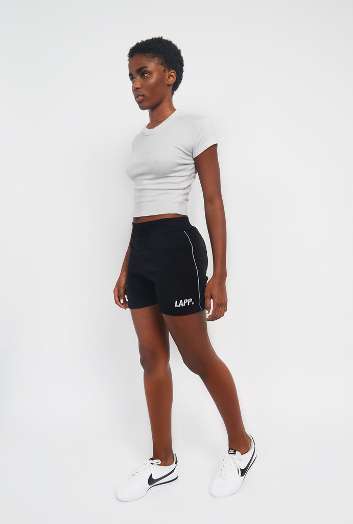 LAPP TRACK SHORTS [BLACK]