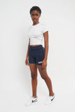 LAPP TRACK SHORTS [NAVY BLUE]