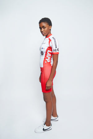 LAPP TRACK LOGO ONE PIECE [RED]