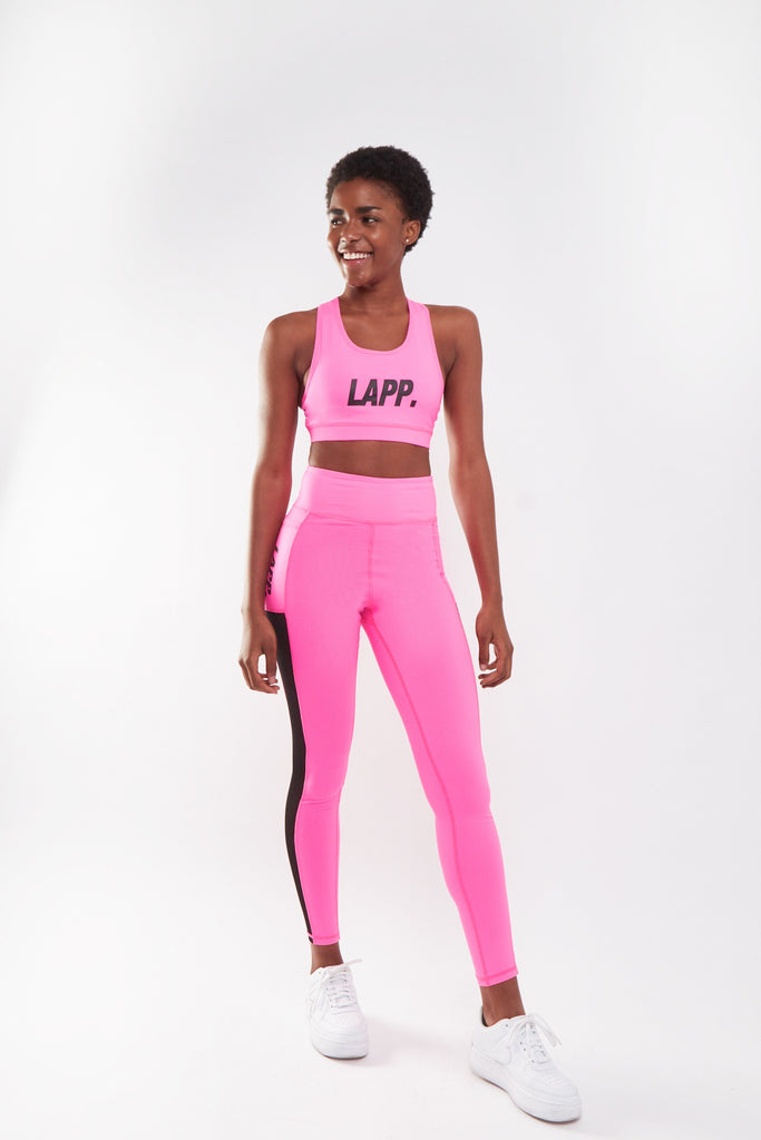 SERENA LEGGINGS [HOT PINK]