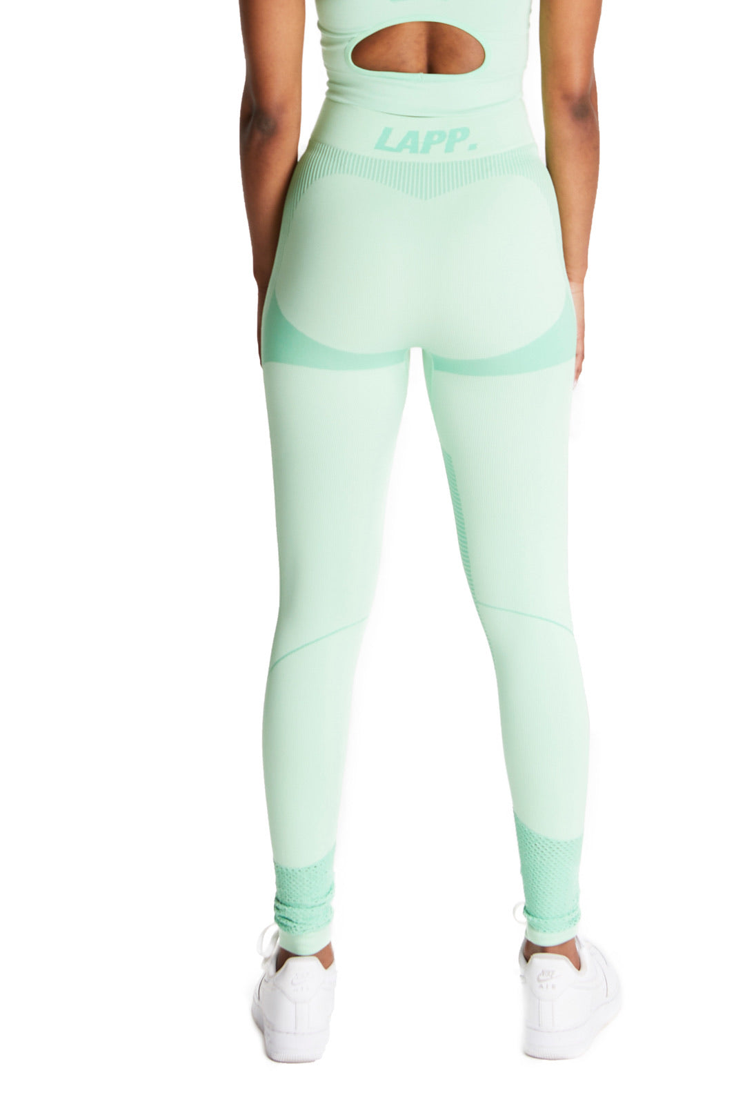 Seamless contour leggings [Mint]