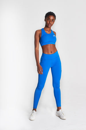 SERENA LEGGINGS [ELECTRIC BLUE]