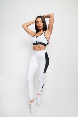 VENUS ZIP FRONT SPORTS BRA