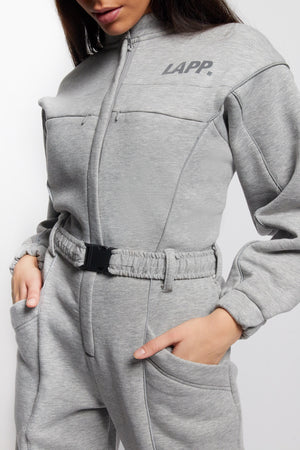 FLIGHTSUIT [GREY/ REFLECTIVE]