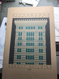 Arrott Building - 1902 Green Digital Print
