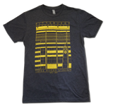 Three Rivers Stadium Screen Printed T-Shirt