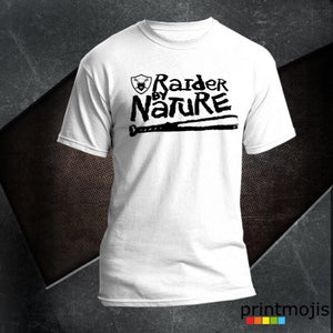Raider By Nature t-shirt w/ Free Shipping
