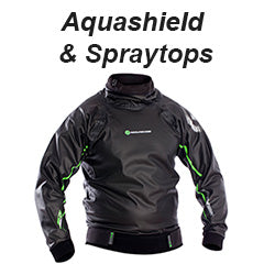 Aquashield & Spraytop products