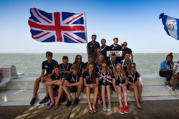 Team GB at World Sailing Youth World Championships