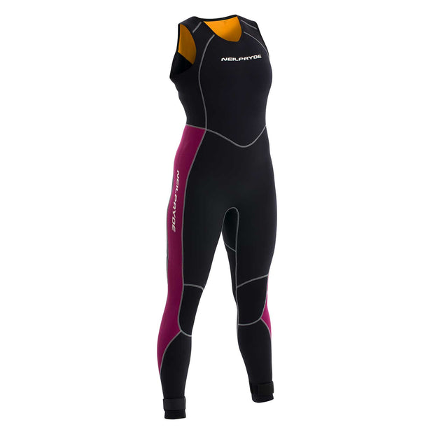 Womens Elite Firewire 3mm Long John