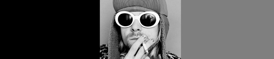 How Kurt Cobain Turned These Sunglasses Into A Universally Cool Fashion Statement