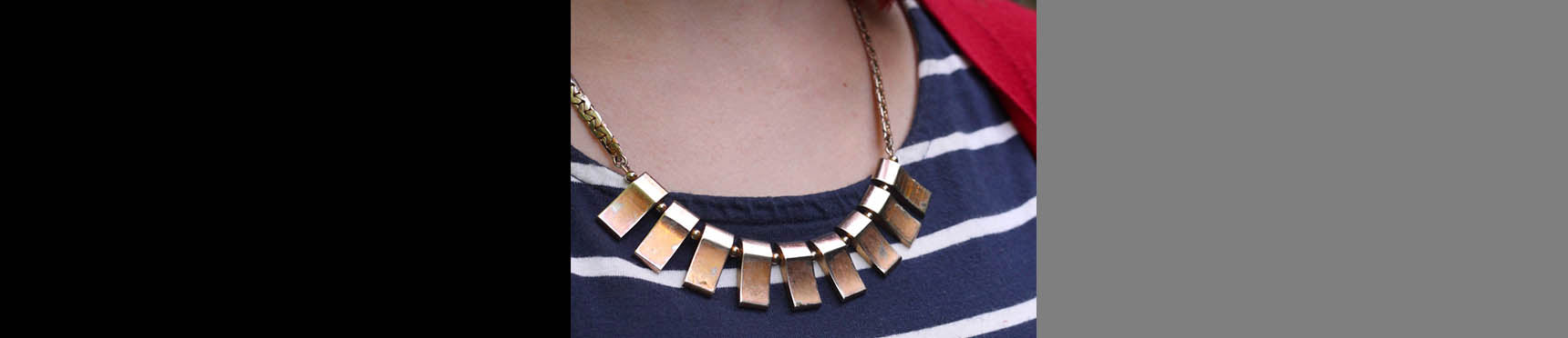 Statement Necklace - Horizon Ave.