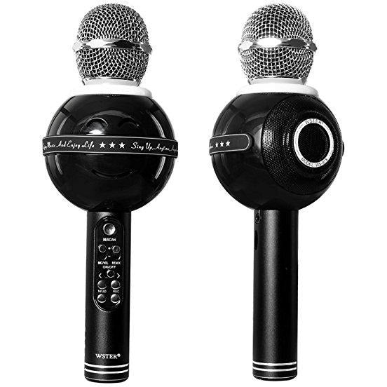 Portable Wireless Karaoke Microphone with Speaker - LogicInside