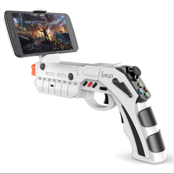 ipega PG-9082 : Bluetooth Joystick AR GAMING GUN Controller for Android / IOS Phone Tablet PC TV Box - LogicInside