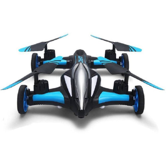 JJRC H23 2.4GHz 4CH 3D Flip Flying RC Quadcopter With Controller  (Blue) - LogicInside