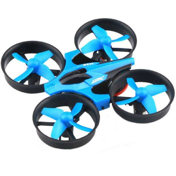 JJRC H36 2.4GHz 4CH 6 Axis Gyro RC Quadcopter  (Blue) - LogicInside