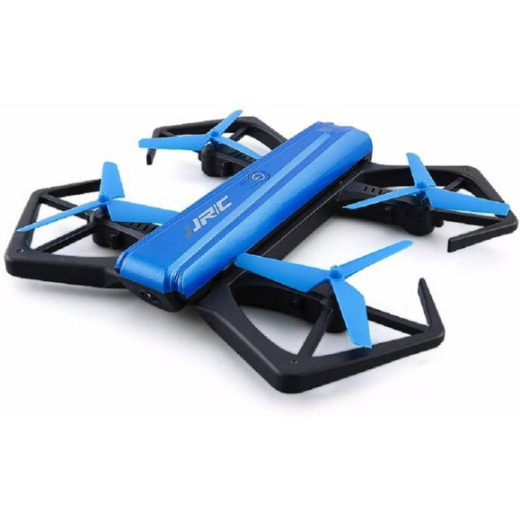 JJRC H43WH Blue Crab Foldable Arm WIFI FPV RC Quadcopter 720P Camera  (Blue) - LogicInside