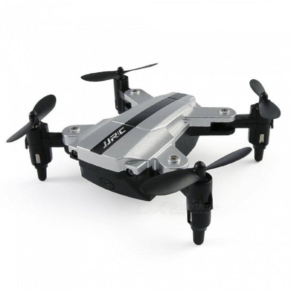 JJRC H54W E-FLY W-Fi FPV Foldable Quadcopter with 480P Camera, Altitude Hold Mode - LogicInside