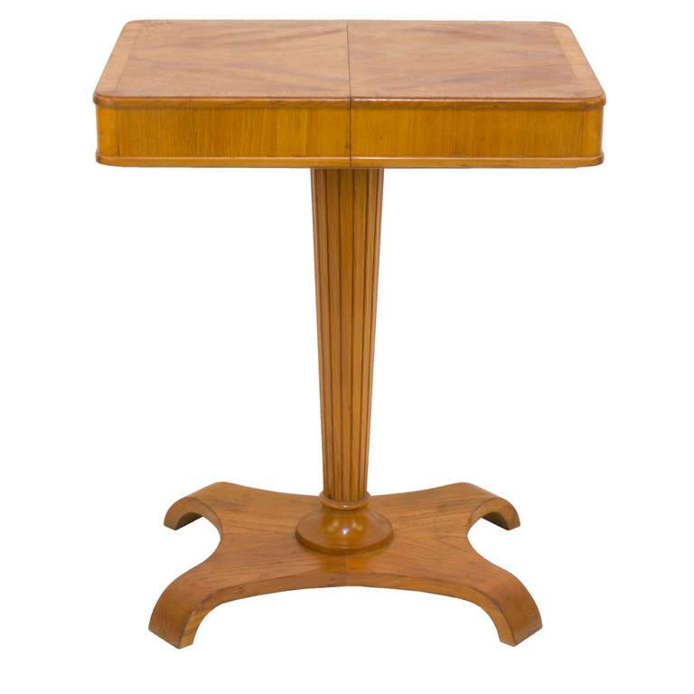 Art Deco Occasional Table, ca. 1935