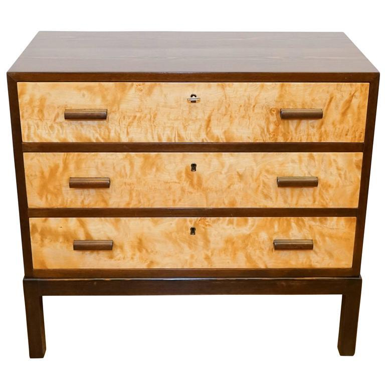 Mid Century Modern Chest, ca. 1950