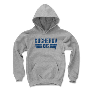 Nikita Kucherov Kids Youth Hoodie | 500 LEVEL