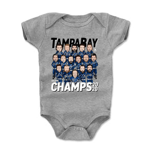 Tampa Bay Kids Baby Onesie | 500 LEVEL