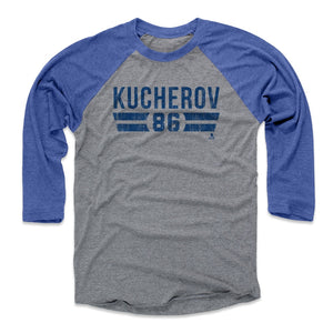 Nikita Kucherov Men's Baseball T-Shirt | 500 LEVEL