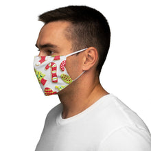Load image into Gallery viewer, Christmas Cookie Snug-Fit Polyester Face Mask