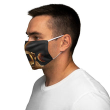 Load image into Gallery viewer, Space Walk Snug-Fit Polyester Face Mask