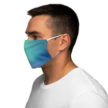 Load image into Gallery viewer, Ocean Snug-Fit Polyester Face Mask