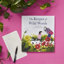Load image into Gallery viewer, The Keeper of Wild Words: (Nature for Kids, Exploring Nature with Children)