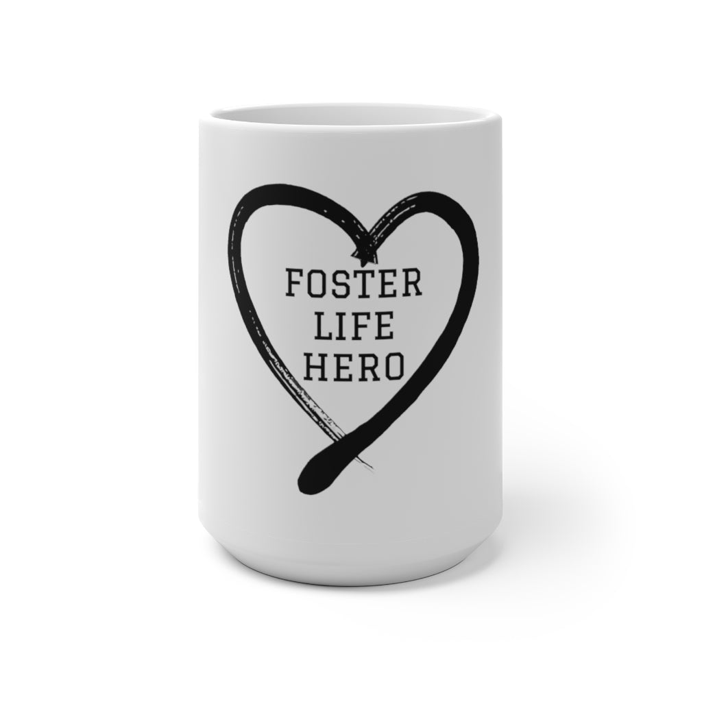Foster Life Hero Color Changing Mug