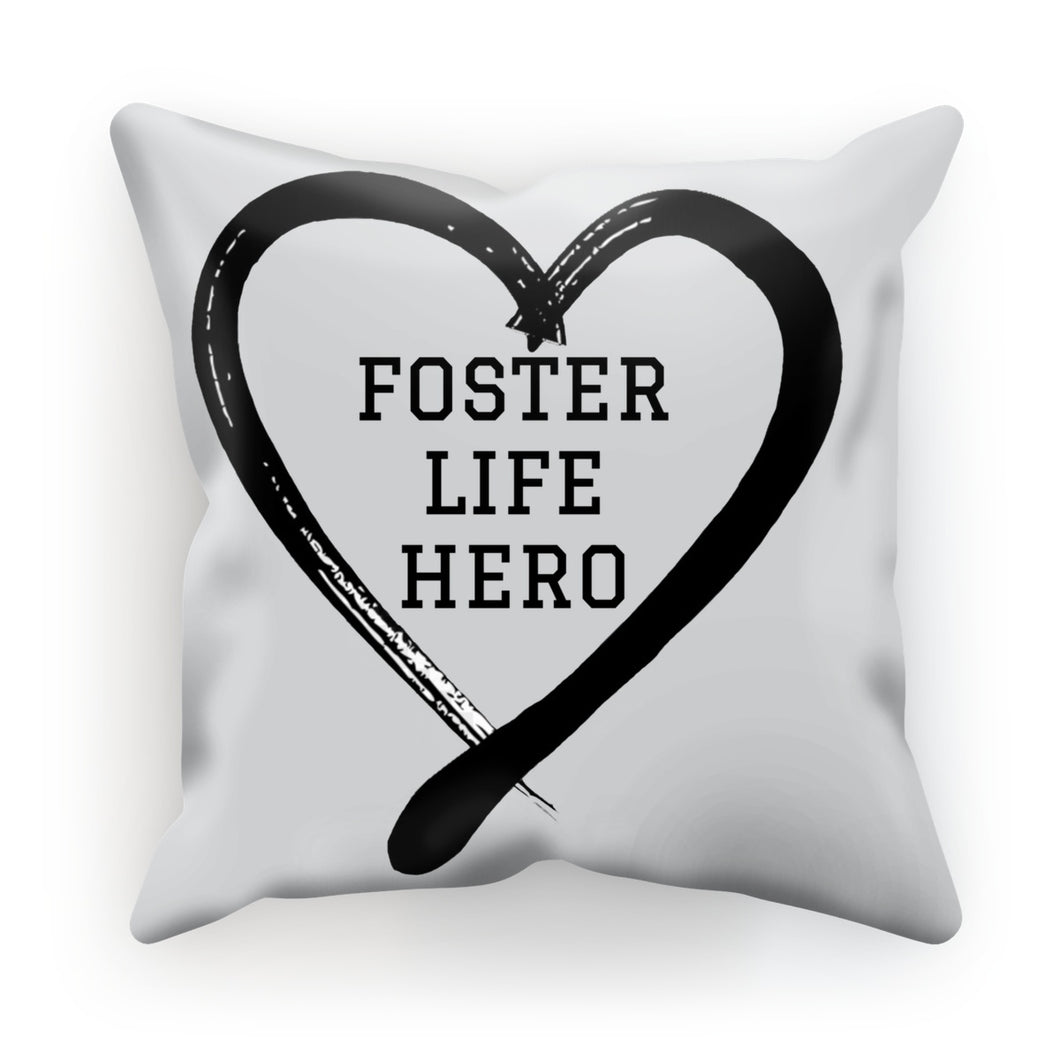 Foster Life Hero Cushion