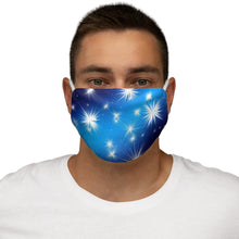 Load image into Gallery viewer, Super Star Snug-Fit Polyester Face Mask