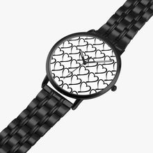 Load image into Gallery viewer, Foster Life Hero Heart Instafamous Steel Strap Quartz Watch