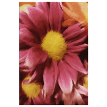 Load image into Gallery viewer, Maroon Flower Print