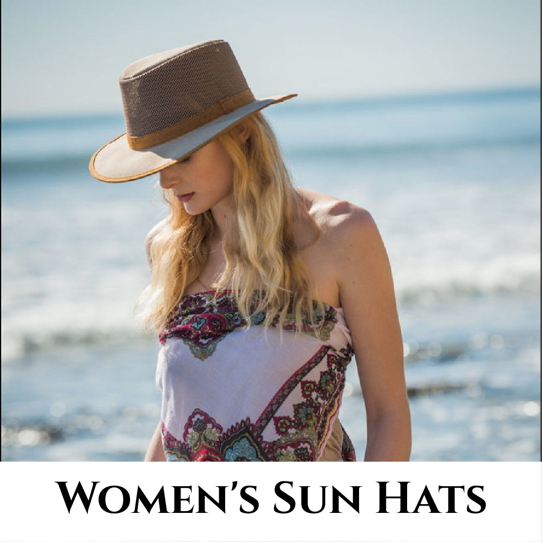 Womens Sun Hats American Hat Makers