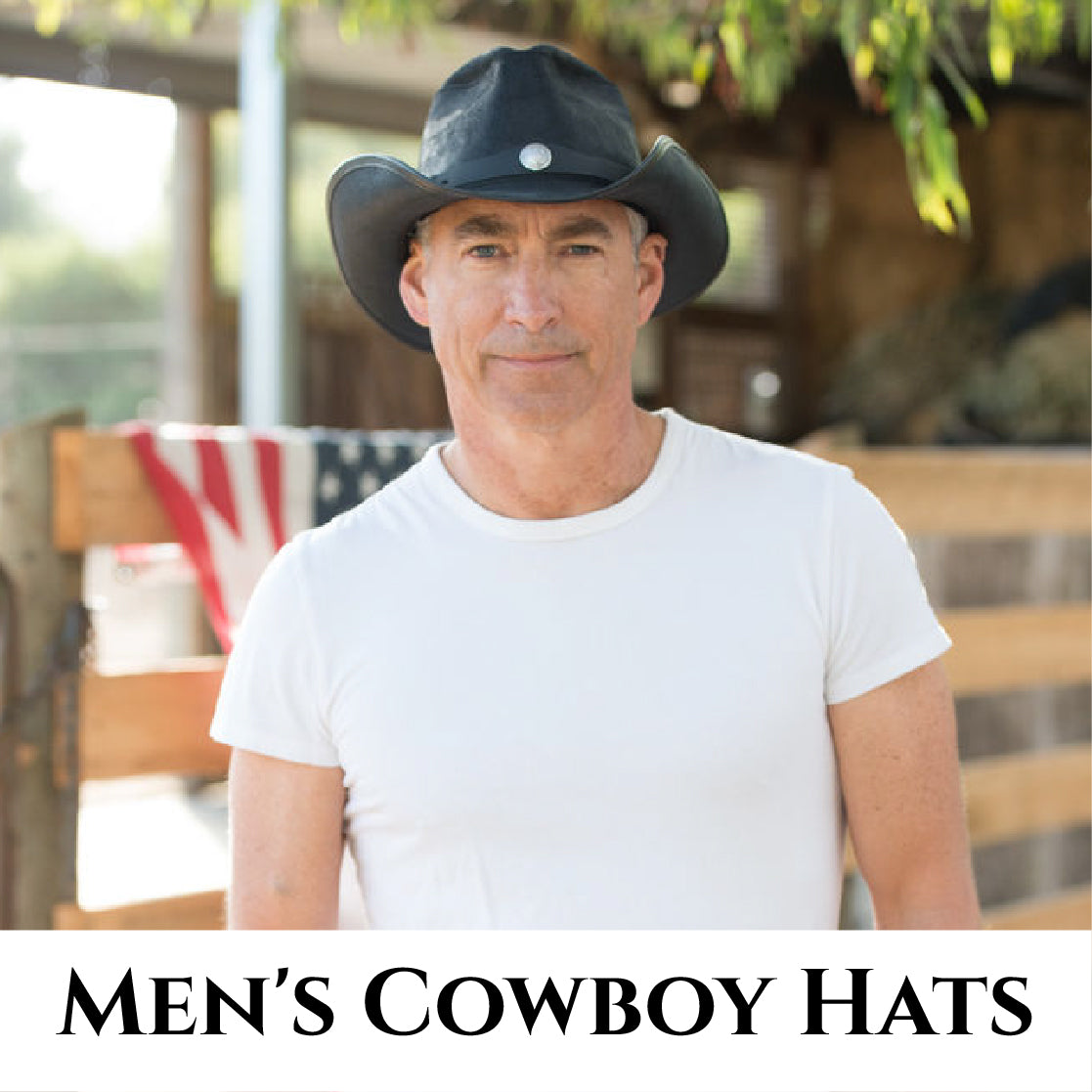 Mens Cowboy Hats American Hat Makers
