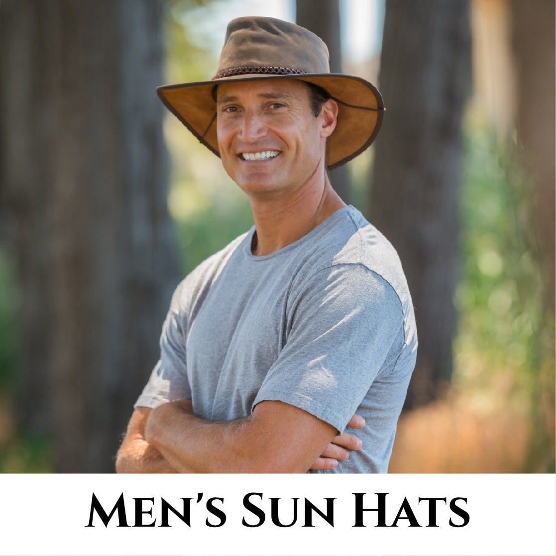 Mens Sun Hats American Hat Makers