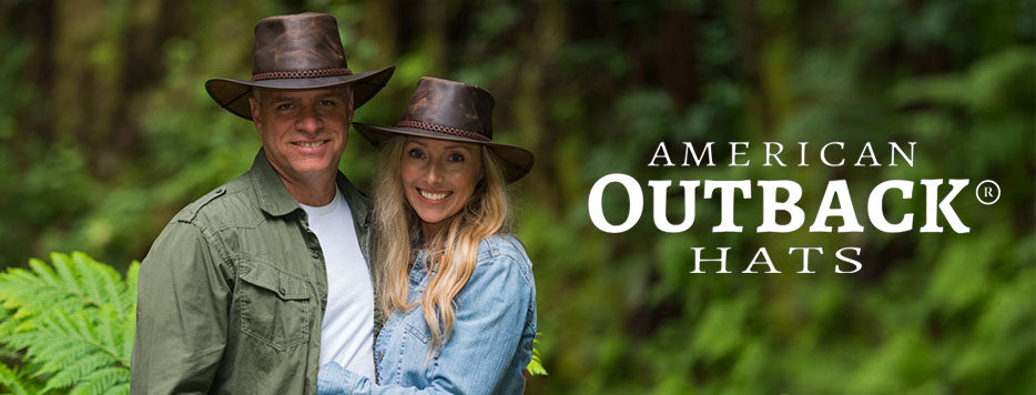 American Outback Hats From Head'n Home American Hat Makers