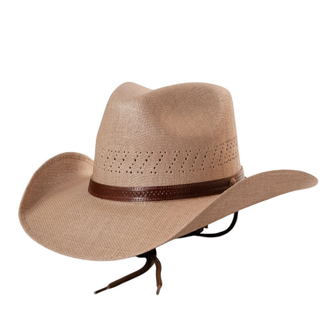 Barcelona Curl Western Cowboy Sun Hat by American Hat Makers